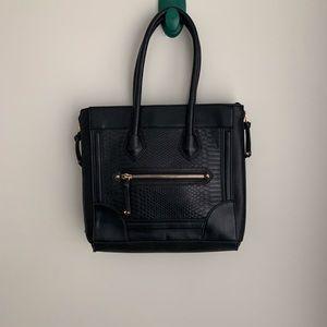Aldo Leather Laptop Bag/Purse